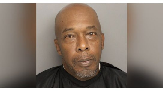 Steve Leon Griffin, 53, was arrested charged with two counts of armed robbery and two counts of possession of a weapon during a violent crime (Photo: GunsSaveLives.net)
