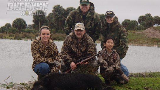 Backwoods Boar Hunt