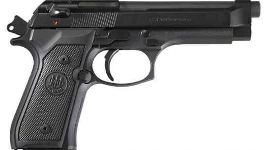 Beretta announced plans to move all manufacturing capabilities to Tennessee. (Photo: Beretta)
