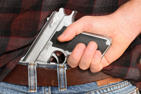 A Chicago concealed carrier shot a gunman who opened fire on people during a party. (Photo: Shutterstock)