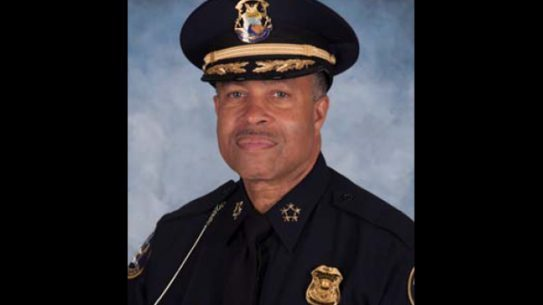 Detroit Police Chief James Craig is crediting legally armed citizens with a recent drop in crime.