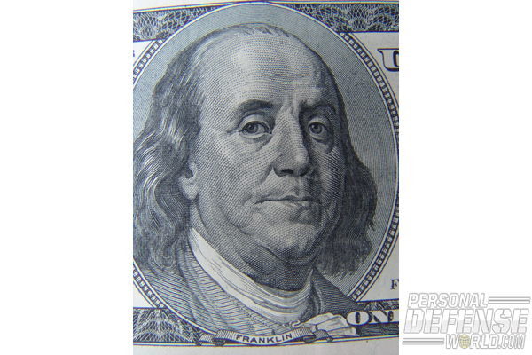 Benjamin Franklin has been immortalized on the $100 bill.