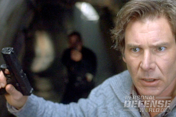 Hollywood GLOCKs Fugitive Harrison Ford