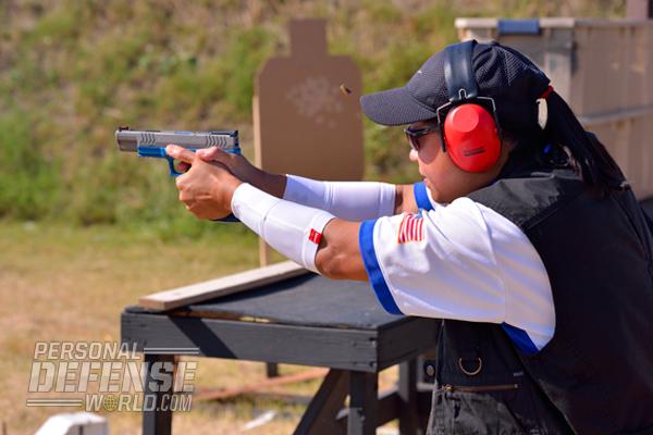 Self-Defense Shooting Skills From The IDPA