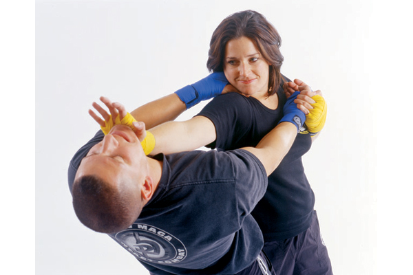 Mark Kohn, a Krav Maga instructor, will host a free women's self-defense class in Lima, Ohio. (Photo: www.ShinsBlackBelt.com)