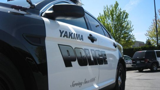 The Yakima County Sheriff's Office Citizens Patrol has over 100 volunteers.