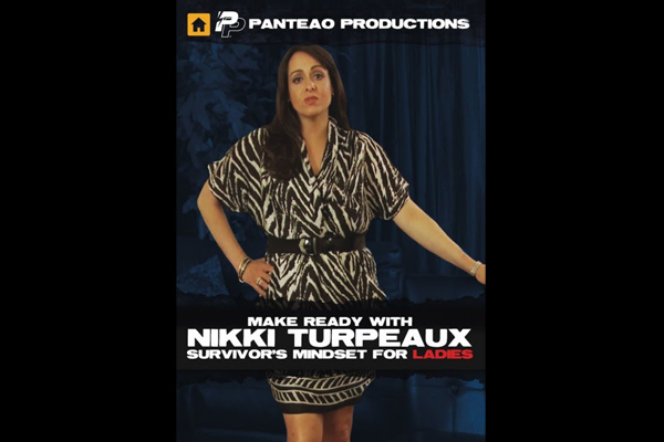 """Make Ready with Nikki Turpeaux: Survivor's Mindset for Ladies"" DVD"