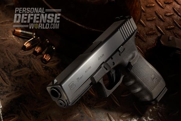 Glock 21 Gen4 .45 ACP