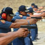 Claims of reliability, accuracy and effectiveness are nice, but the proof is demonstrated on the range and in the field. Here, PNP officers verify that their new GLOCK 17s are accurate and effective, shot after shot.