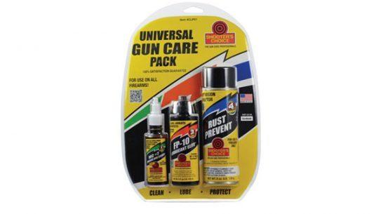 Shooter's Choice: Universal Gun Care Pack
