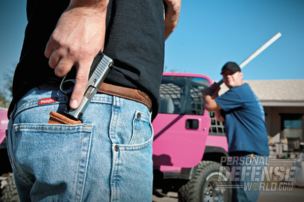 """With these basics understood, you can select the best pocket pistol for your personal defense needs. And if you're very fortunate, you will never have to draw that gun except for practice."""