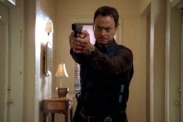 TV Superstar CSI New York