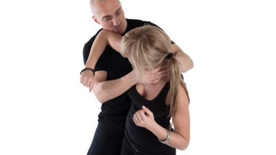 A new women's self-defense class is being taught at Lone Star College in Kingwood, Texas (Photo: www.batonrougekravmaga.com)