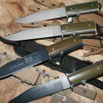 Mark Knapp's 1911 Combat Survivor Bowie Knife