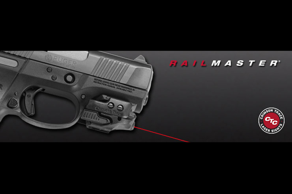 Crimson Trace Rail Master for S&W M&P22 Compact