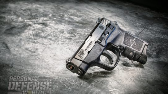 Slim, small, rugged and reliable, S&W's new-look M&P Bodyguard 380 is portable, deep-cover firepower you can count on.