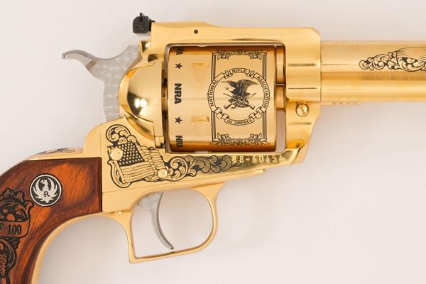 NRA Special Edition Revolver