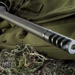 The BN36 includes a Noreen-designed and manufactured muzzle brake.