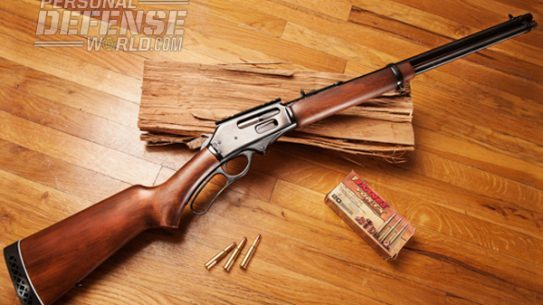 """""""I've looked forward to putting Rossi's new Rio Grande through its paces. This rifle is a near twin to the Marlin Model 336, and can easily be mistaken for that rifle if you don't look too closely."""""""