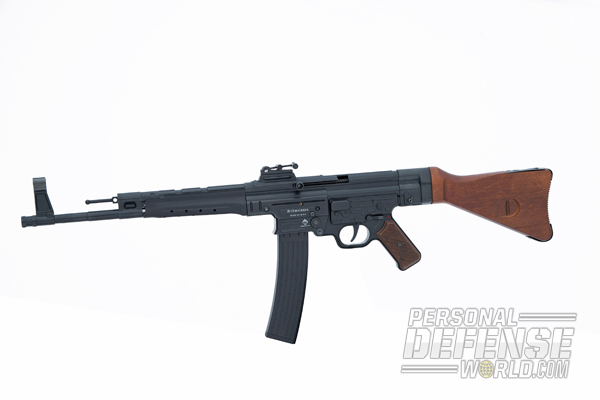 """""""This is a steel and wood gun, not a polymer and aluminum look-alike. As such felt recoil is next to non-existent…"""""""