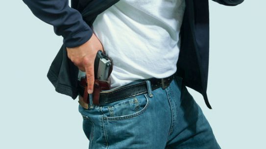 The number of concealed carry permits in New Mexico has increased over the past few years.