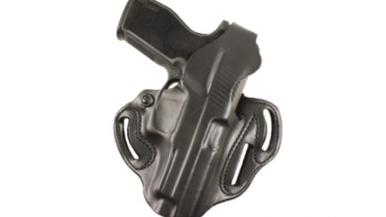 Thumb Break Scabbard with Sig Sauer P227