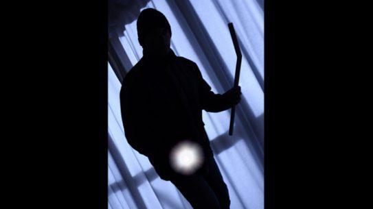 An Idaho homeowner used a 9mm handgun to shoot a home invader.