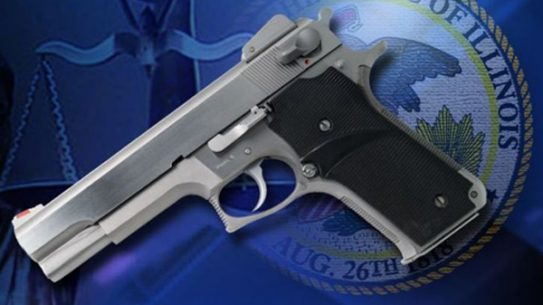 The crime rate in Chicago been dropping ever since Illinois began issuing concealed carry permits earlier this year.