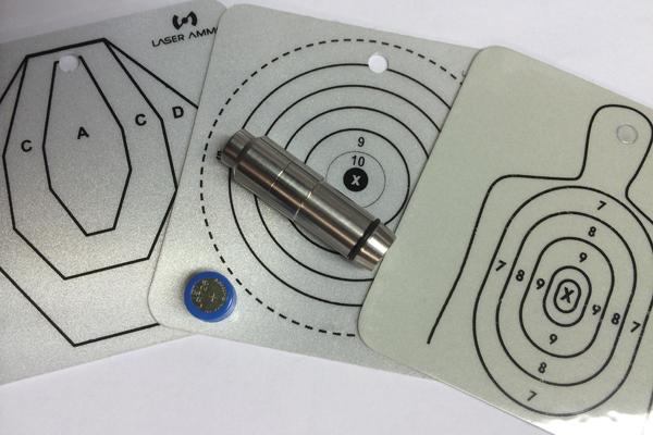 Laser Ammo's SureStrike .380 Cartridge