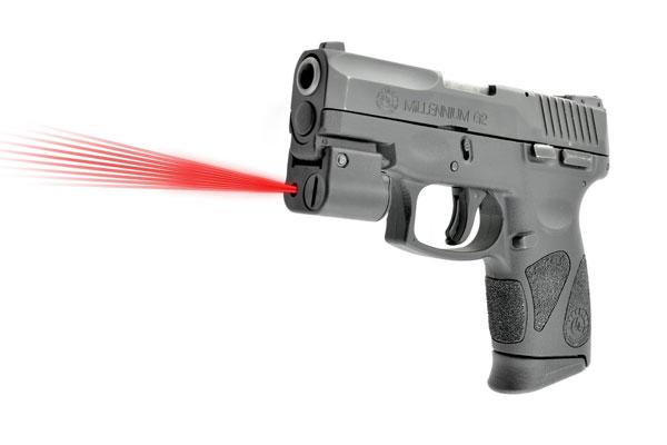 LaserLyte CM-MK4 laser with a Taurus Millennium G2.