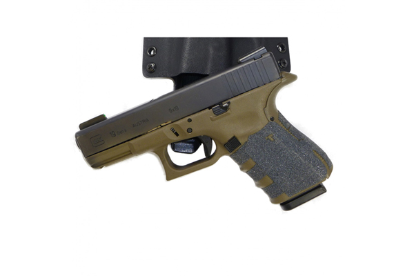 Talon Grips for Glock 19, 23, 25, 32 and 38 models (Granulate Texture)