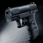 Walther CCP 9mm (black Cerakote)
