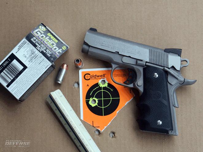 230-grain gold dot ammo