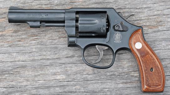 Smith & Wesson M&P revolver