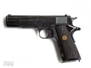 Ayoob's favorite handguns