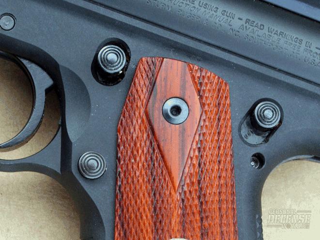 Ruger 22/44 threaded barrel