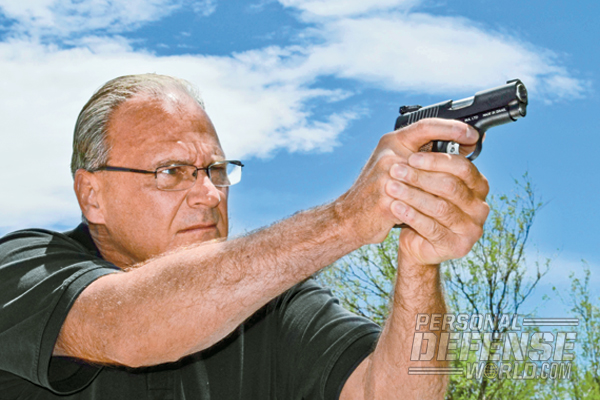 On the range, the author found the 1911U to be one of the most accurate 3-inch-barreled .45s he's ever tested.