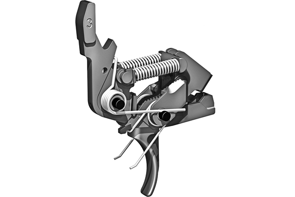 HIPERTOUCH 24 3Gun AR Trigger