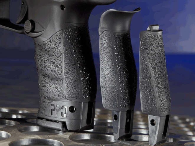 Walther PPQ M2 backstrap