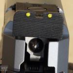 x-six 9mm rear sight