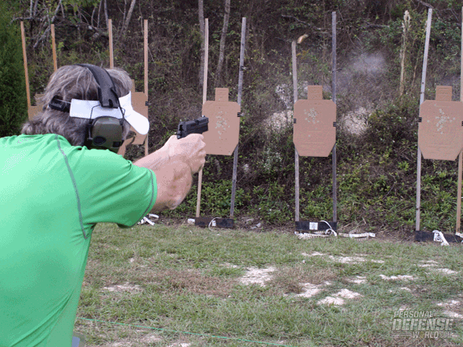 controlling your trigger finger