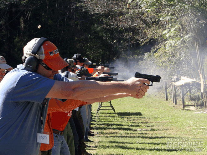 accuracy shooting