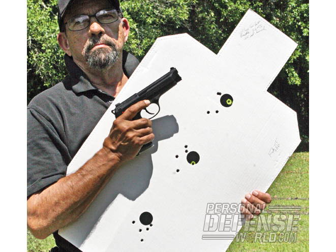 An experienced Beretta user, the author found his reworked 92 to be every bit as good as, if not better than, the original.
