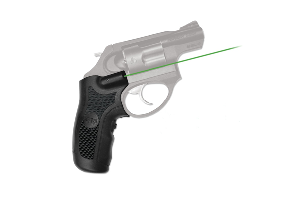 LG-415G GREEN LASERGRIPS FOR RUGER LCR/X