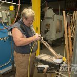 Ruger's factory BTS Hand finishing
