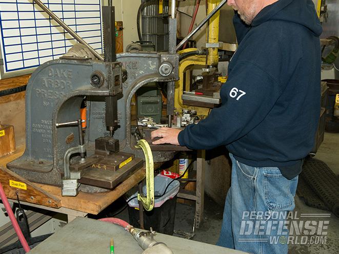 Ruger's factory BTS Checking tolerances