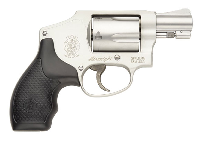 Smith & Wesson Model 642, smith & wesson
