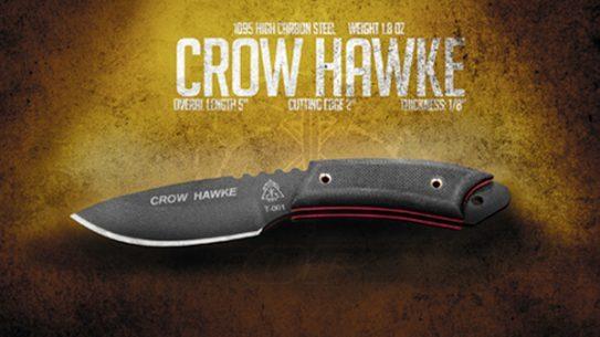 TOPS Knives: Crow Hawke