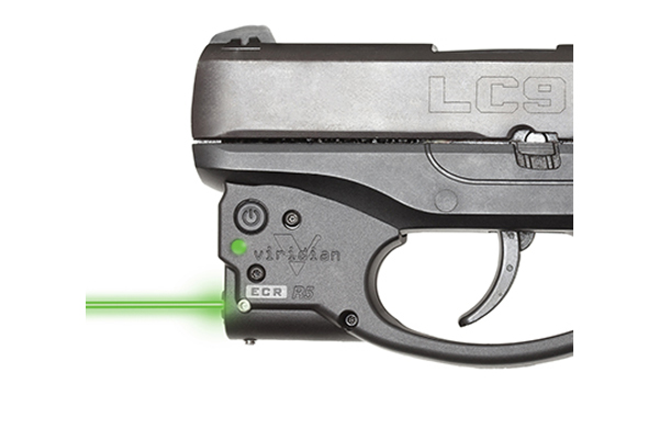 Viridian R5-LC9, one of three models which fits with the new Ruger LC9s.