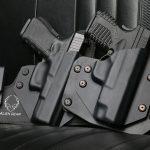 alien gear holsters, 2 holster combo, iwb holster, iwb, owb holster, owb